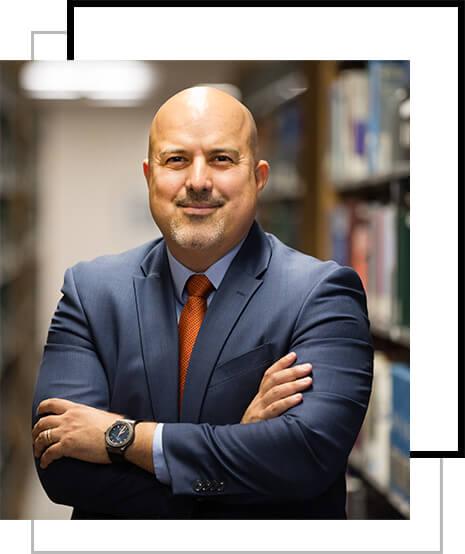 headshot of mark gonzales, personal injury attorney, san bernardino county, california